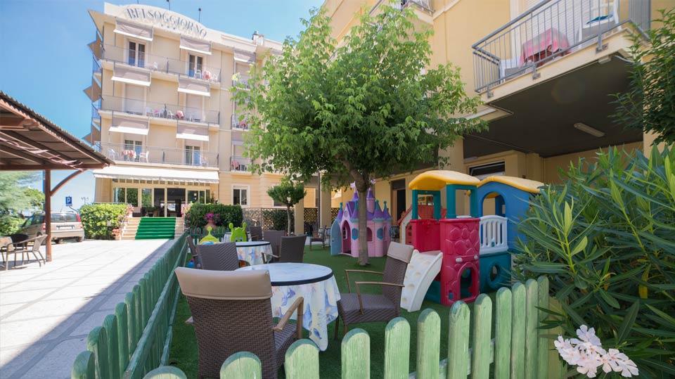 Hotel 3 Stelle a Cattolica Con Animazione - Hotel Belsoggiorno