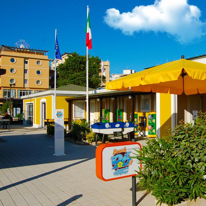 beach-96-3 - Hotel Belsoggiorno