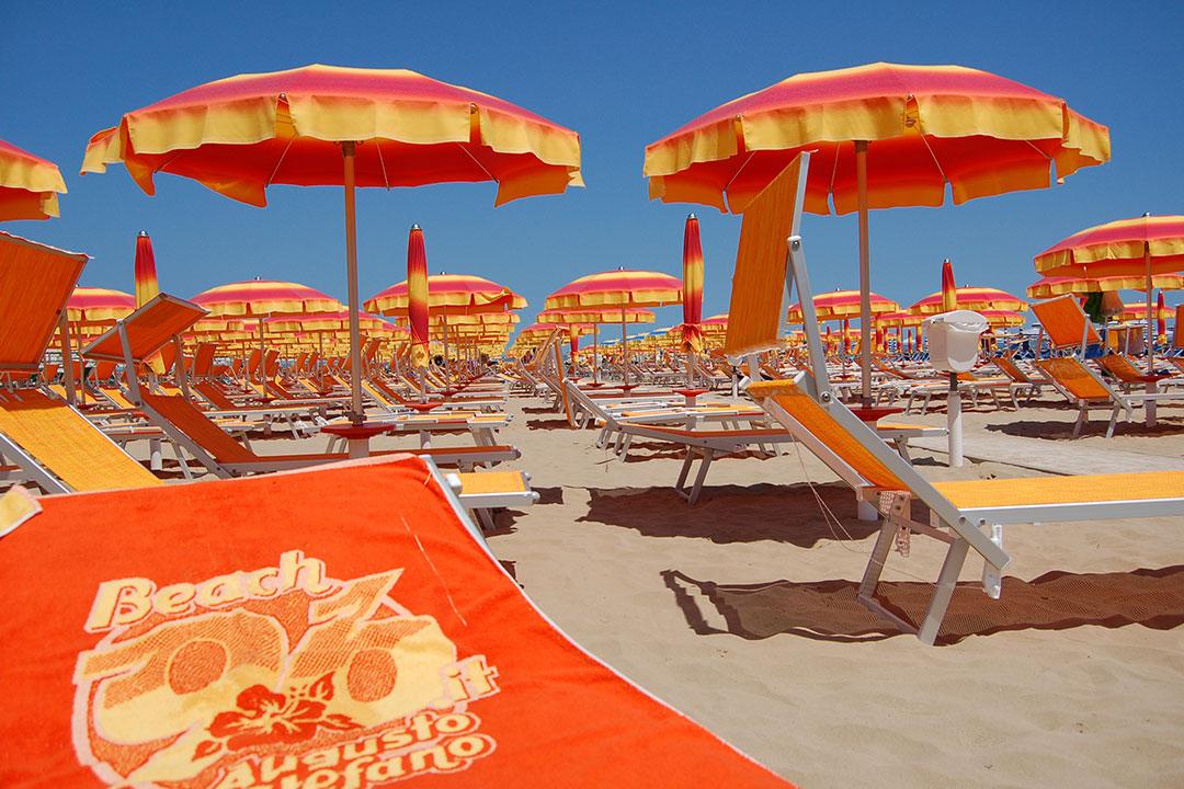 Strand - Hotel Belsoggiorno