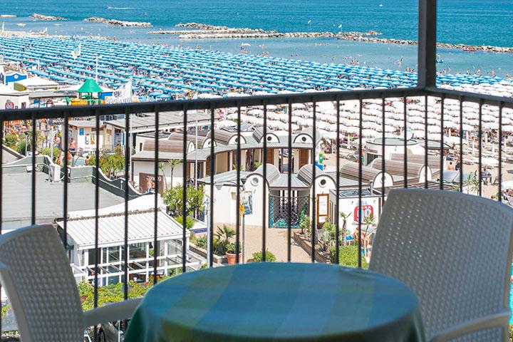 Rooms - Hotel Belsoggiorno
